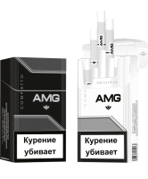 Сигареты AMG Black Compatto