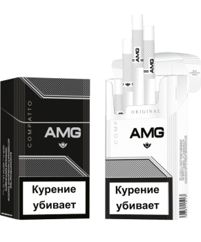 Сигареты AMG White Compatto