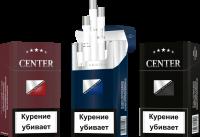 Сигареты Center Compatto Blue