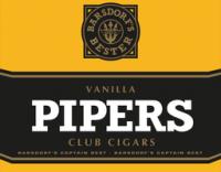 Сигариллы Pipers Vanilla (10 шт)