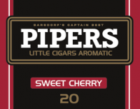 Сигариллы Pipers Cherry (20 шт)