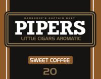 Сигариллы Pipers Coffe (20 шт)