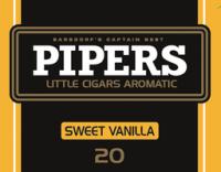 Сигариллы Pipers Vanilla (20 шт)