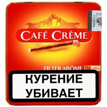 Сигариллы Cafe Creme Filter Aroma (10 шт)