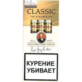 Сигариллы Handelsgold Classic Tip-Cigarillos (5 шт)