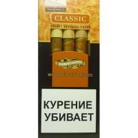 Сигариллы Handelsgold Classic Wood Tip-Cigarillos (5 шт)