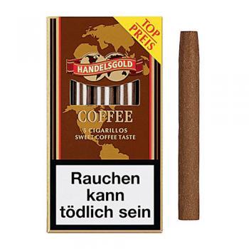 Сигариллы Handelsgold Caffee Cigarillos (1 шт)
