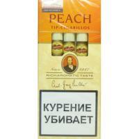 Сигариллы Handelsgold Peach Tip-Cigarillos (5 шт)