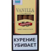 Сигариллы Handelsgold Vanilla Cigarillos (5 шт)