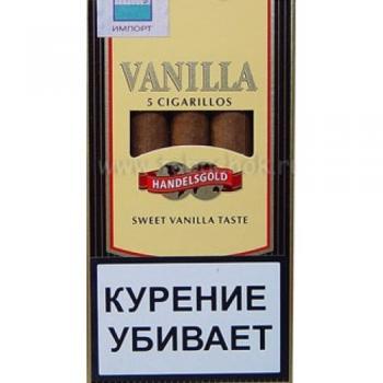 Сигариллы Handelsgold Vanilla Cigarillos (1 шт)