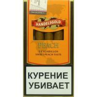 Сигариллы Handelsgold Peach Cigarillos (5 шт)