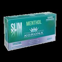 Гильзы сигаретные Korona Menthol Slim 120 шт