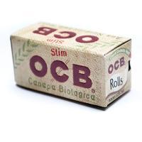 Бумага сигаретная OCB Rolls Organic в рулонах (4 м)