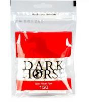 Фильтры для самокруток Dark Horse Slim (6 мм/150 шт)