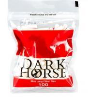 Фильтры для самокруток Dark Horse Slim Long (6 мм/150 шт)