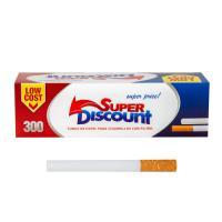 Гильзы сигаретные Super Discount (15 мм/300 шт)