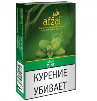 Табак для кальяна Afzal Мята (40 г)