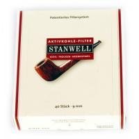 Фильтры для трубки Stanwell (9 мм/40 шт)