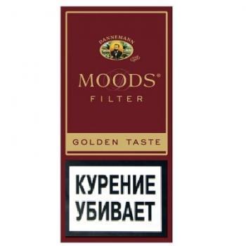 Сигариллы Danneman Moods Golden Taste Filter (5 шт)