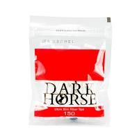 Фильтры для самокруток Dark Horse Ultra Slim (5.3 мм/150 шт)