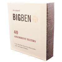 Фильтры для трубки Big Ben (40 шт)