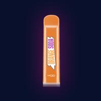 Одноразовый испаритель HQD Cuvie Апельсин
