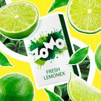 Табак для кальяна ZOMO Fresh Lemonex (50 г)