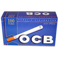 Гильзы сигаретные OCB 100 шт