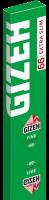 Бумага сигаретная Gizeh Green Extra Slim (66 шт)
