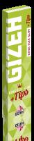 Бумага сигаретная Gizeh King Size Slim Super Fine + Tips (34 шт)