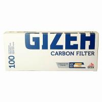 Гильзы сигаретные Gizeh Carbon (100 шт)