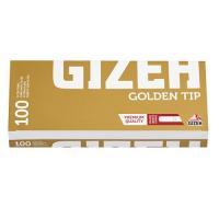 Гильзы сигаретные Gizeh Golden Tip (100 шт)