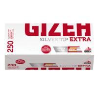 Гильзы сигаретные Gizeh Silver Tip Extra 250 шт