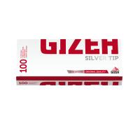 Гильзы сигаретные Gizeh Silver Tip (100 шт)