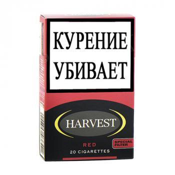 Сигареты Harvest Red