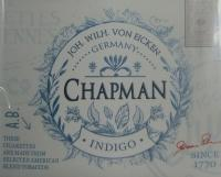 Сигареты Chapman Indigo King Size