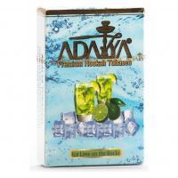 Табак для кальяна Adalya Ice Lemon on the Rocks (50 г)