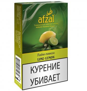 Табак для кальяна Afzal Лайм Лимон (40 г)