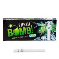 Гильзы сигаретные Fresh Bomb Tubes With Methol Capsule (100 шт)