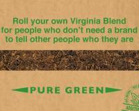 Табак сигаретный Mac Baren Pure Green (40 г)