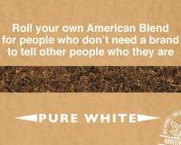 Табак сигаретный Mac Baren Pure White (40 г)