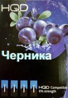 Картриджи HQD Черника (1 шт)