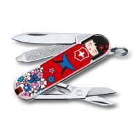 Нож Victorinox Classic Kokeshi 0.6223.L1608