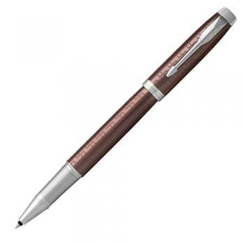 Ручка-роллер Parker IM Premium Brown CT (1931678)