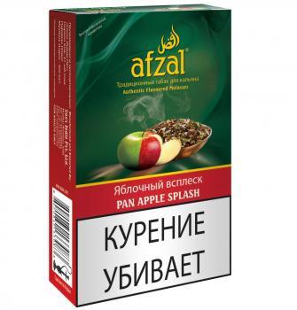 Табак для кальяна Afzal Яблочный Всплеск (40 г)