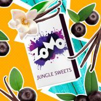 Табак для кальяна ZOMO Jungle Sweets (50 г)