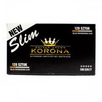 Гильзы сигаретные Korona Slim (120 шт)