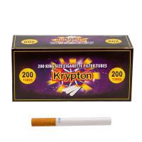 Гильзы сигаретные Krypton Tubes (200 шт)