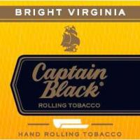 Табак сигаретный Captain Black Bright Virginia (30 г)