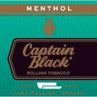 Табак сигаретный Captain Black Menthol (30 г)